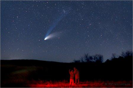 Комета Хейла-Боппа: великая комета 1997 года